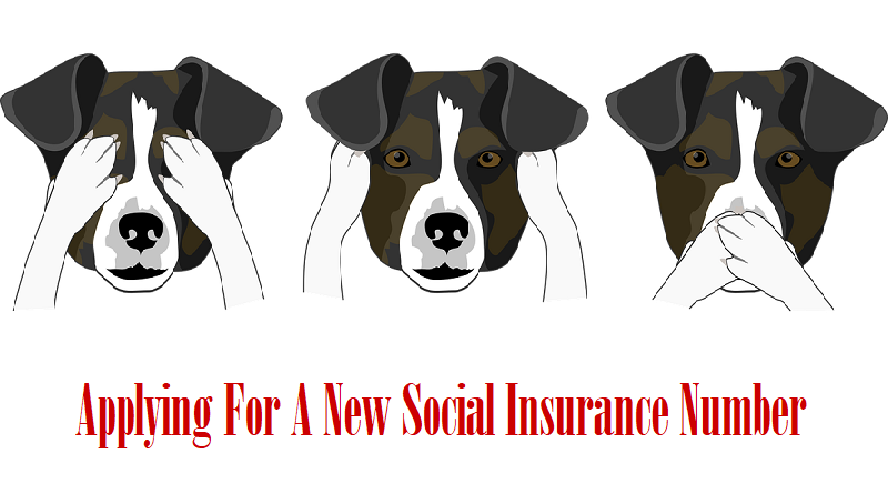Applying For A New Social Insurance Number