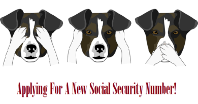 Applying For A New Social Security Number