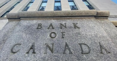 Bank Of Canada Keeps Interest Rates At 3%
