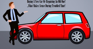 Buying A New Car Or Repairing An Old One! What Makes Sense During Troubled Time