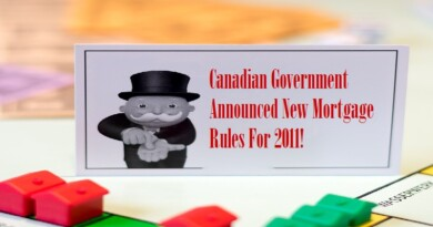 Finance Minister Jim Flaherty Announced New Mortgage Rules For 2011