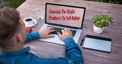 Choosing The Right Products To Sell Online