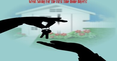 Great Saving For The First Time Home Buyers