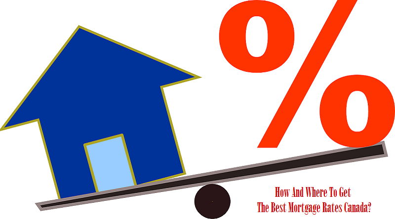 How And Where To Get The Best Mortgage Rates In Canada