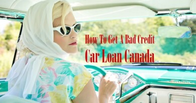 How To Get A Bad Credit Car Loan Canada With No Down Payment Fast