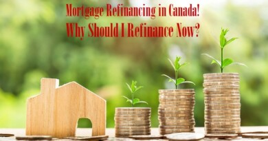 Mortgage Refinancing In Canada! Why Should I Refinance Now?