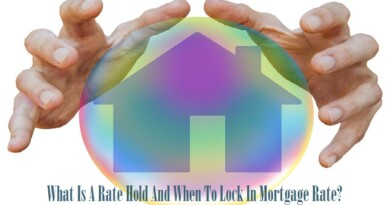 What Is A Rate Hold And When To Lock In Mortgage Rate