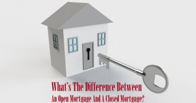 What's The Difference Between An Open Mortgage And A Closed Mortgage?