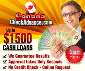 Canada Check Advance