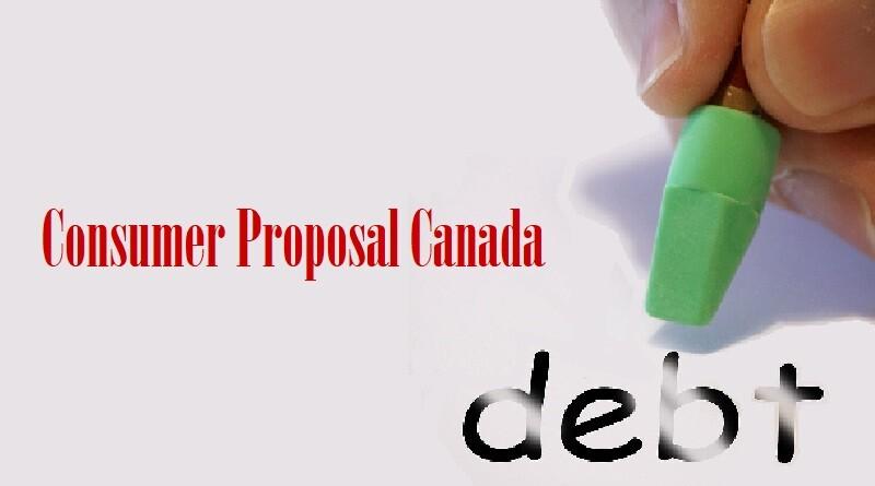 Consumer Proposal Canada - Get Consumer Proposal Debt Relief
