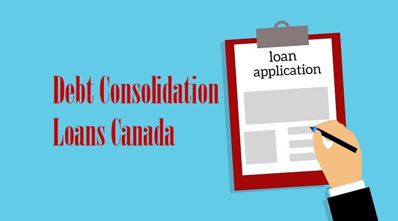 Debt Consolidation Loans Canada