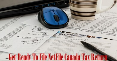 Get Ready To File NetFile Canada Tax Return For 2013