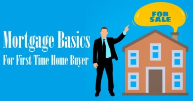 Mortgage Basics For First Time Home Buyer