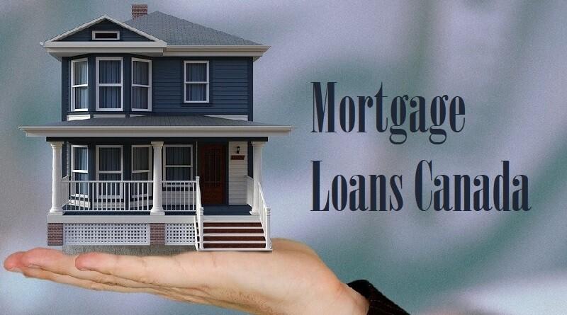 Mortgage Loans Canada