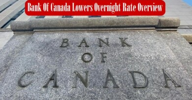 Bank Of Canada Lowers Overnight Rate Overview