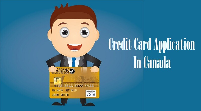Credit Card Application In Canada