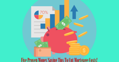 Five Proven Money Saving Tips To Cut Mortgage Costs