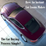 How An Instant Car Loans Canada Makes The Car Buying Process Simple