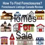 How To Find Foreclosures Foreclosure Listings Canada Review