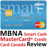 MBNA Smart Cash MasterCard Credit Card Canada Review