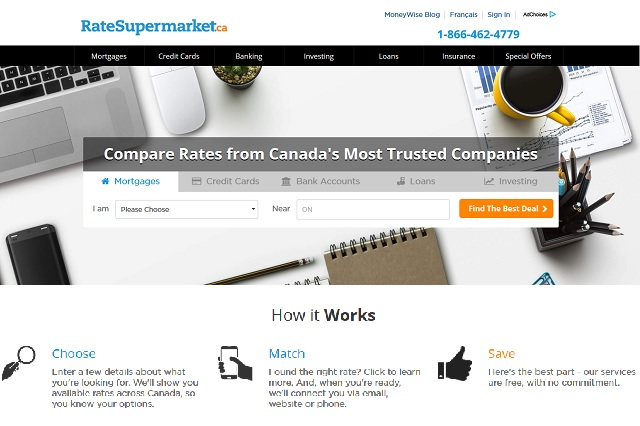 Rate Supermarket Canada